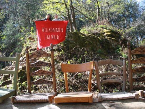 Spendenprojekt Zauberwald – Kinder und Natur zusammen bringen