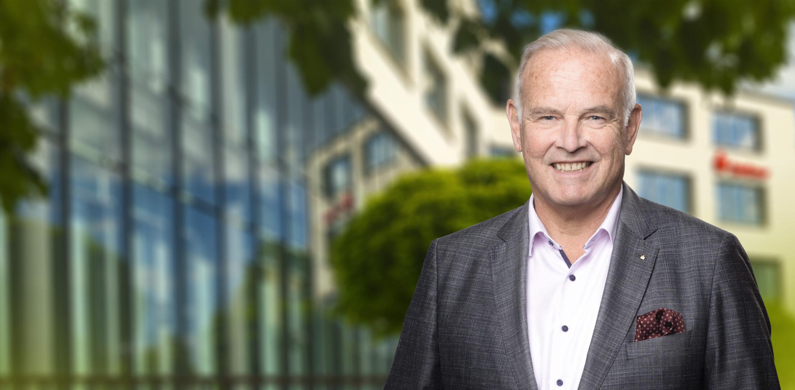 Unser Vorstandsvorsitzender Manfred Neßler verabschiedet sich in den wohlverdienten Ruhestand!
